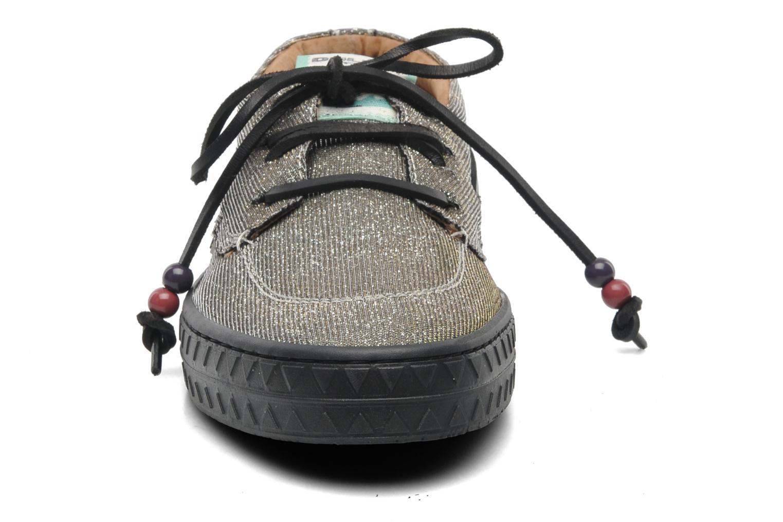 Chaussures à lacets Dolfie Dylan Argent vue portées chaussures