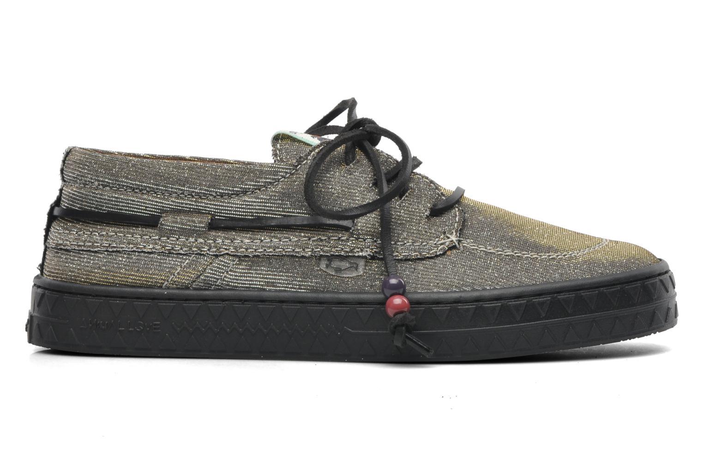 Chaussures à lacets Dolfie Dylan Argent vue derrière