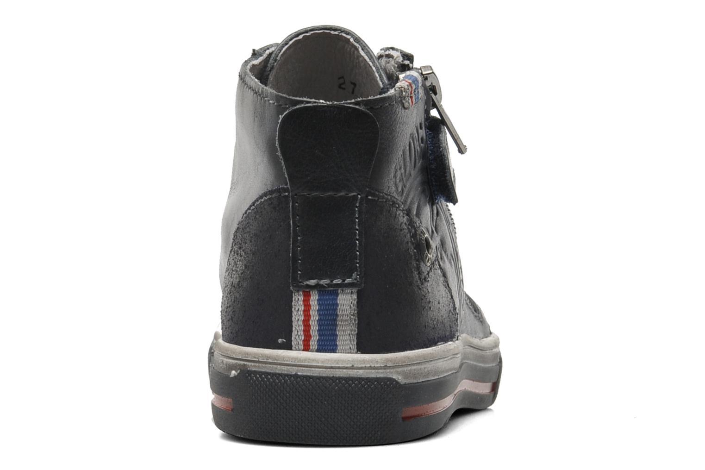 Sneaker GBB HARRI blau ansicht von rechts