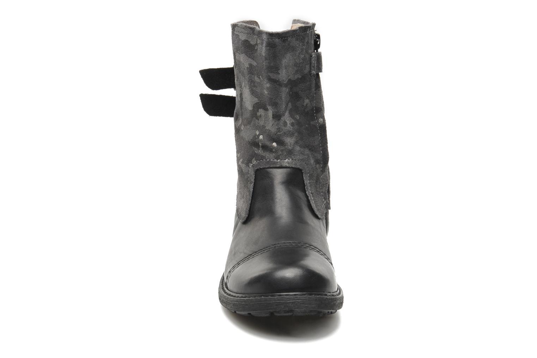 Stiefel IKKS KIM schwarz schuhe getragen