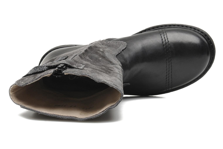 Stiefel IKKS KIM schwarz ansicht von links