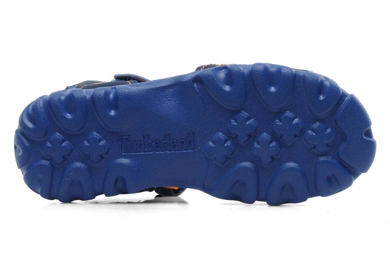 Sandalen Timberland Splashtown 2 Strap Sandal J blau ansicht von oben