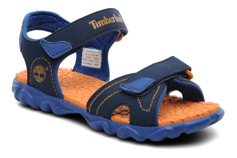 Sandalen Timberland Splashtown 2 Strap Sandal J Blauw detail