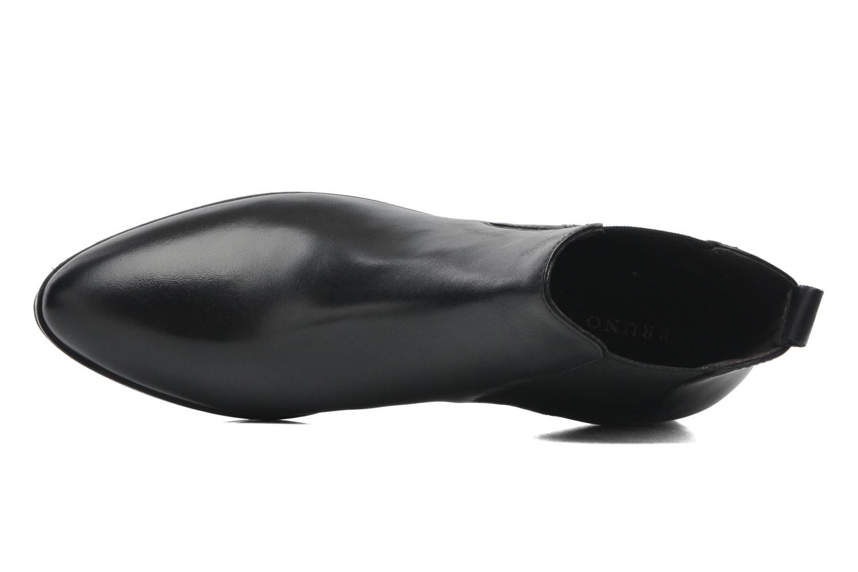 Stiefeletten & Boots Bruno Premi Couveuille schwarz ansicht von links