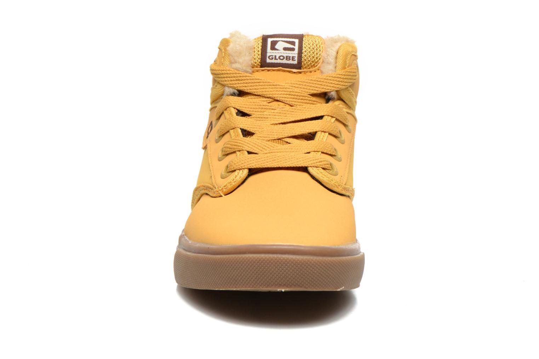 Sneakers Globe Motley Mid-Kids Beige model