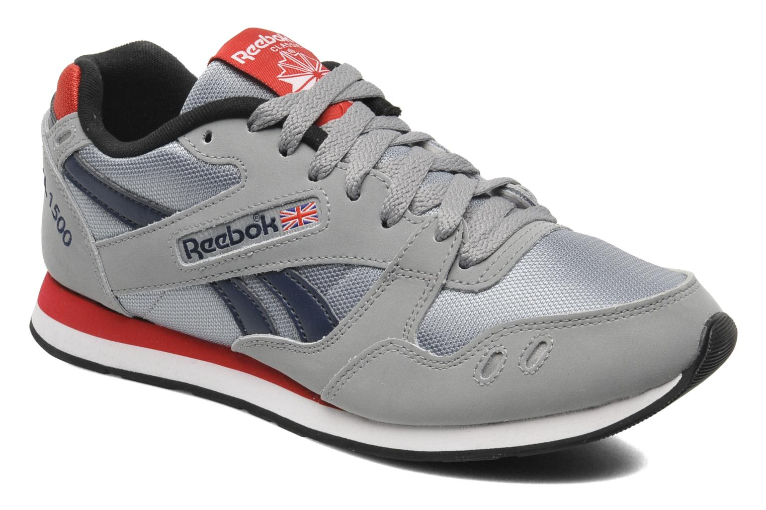 Trainers Reebok Gl 1500 Athletic Grey detailed view/ Pair view