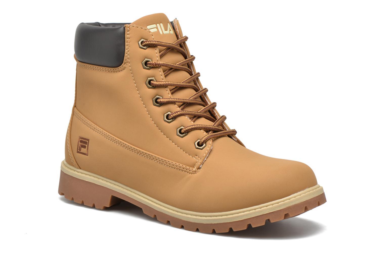 Bottines et boots FILA Maverick Mid Marron vue détail/paire
