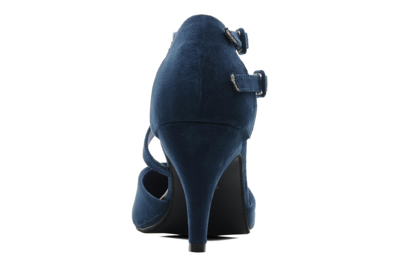 Pumps I Love Shoes Kibo blau ansicht von rechts