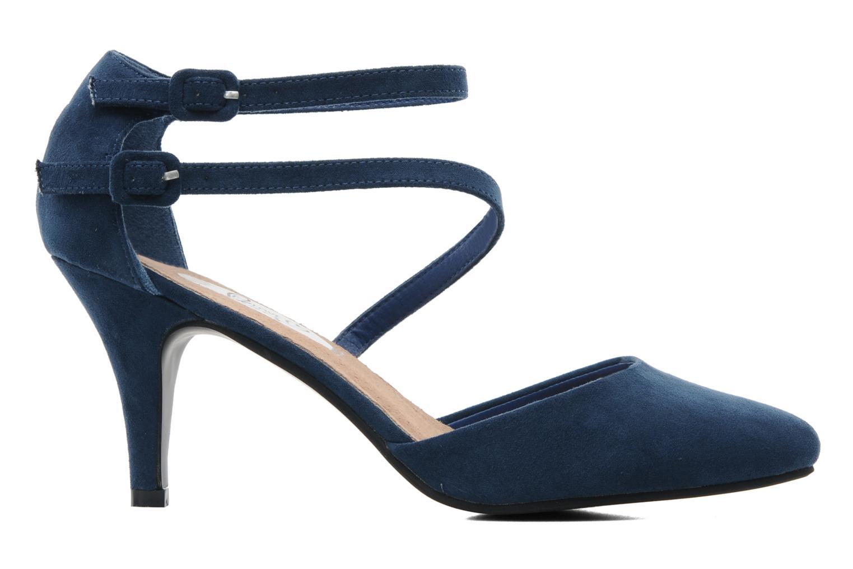 Pumps I Love Shoes Kibo blau ansicht von hinten