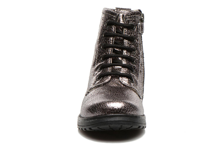 Bottines et boots Primigi ARIEL Gris vue portées chaussures