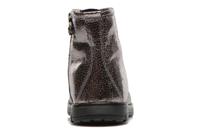 Stiefeletten & Boots Primigi ARIEL grau ansicht von rechts