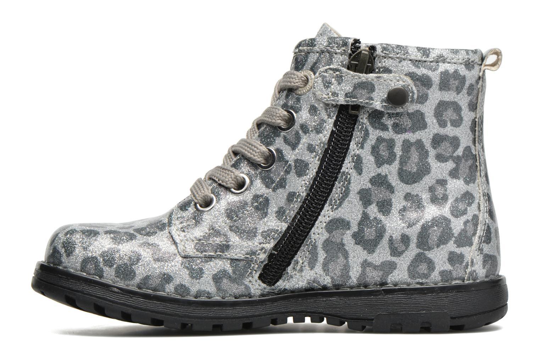 Ankle boots Primigi ARIEL Grey front view