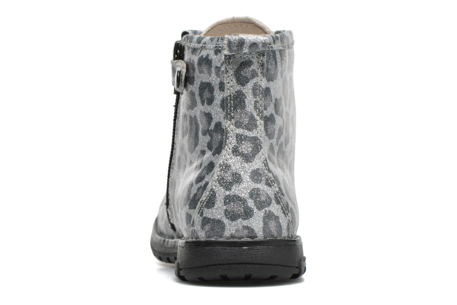 Ankle boots Primigi ARIEL Grey view from the right