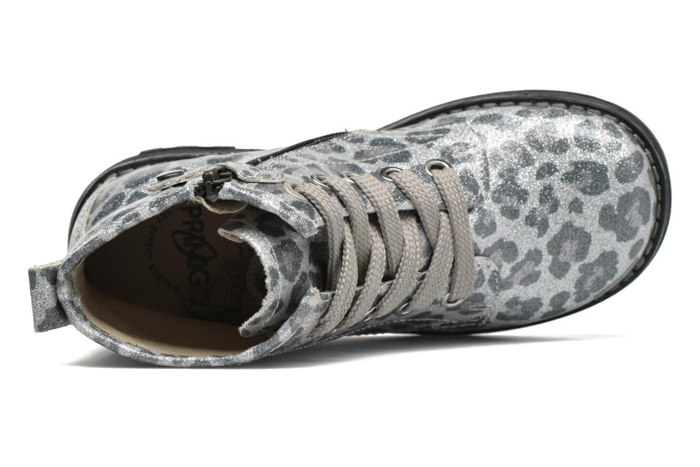 Stiefeletten & Boots Primigi ARIEL grau ansicht von links