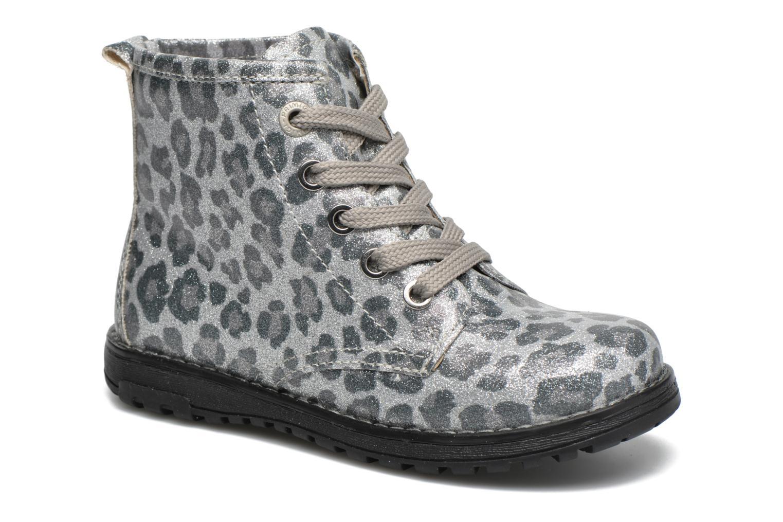 Ankle boots Primigi ARIEL Grey detailed view/ Pair view