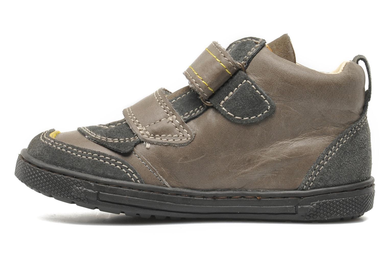 Schoenen met klitteband Primigi NICKOL-E Grijs voorkant