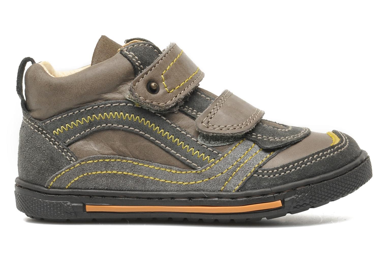 Schoenen met klitteband Primigi NICKOL-E Grijs achterkant
