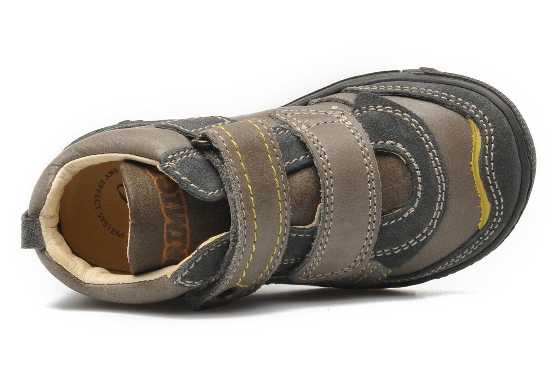Schoenen met klitteband Primigi NICKOL-E Grijs links
