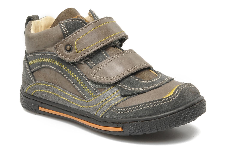 Schoenen met klitteband Primigi NICKOL-E Grijs detail