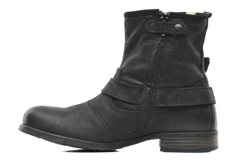 Stiefeletten & Boots Primigi JANUA schwarz ansicht von vorne
