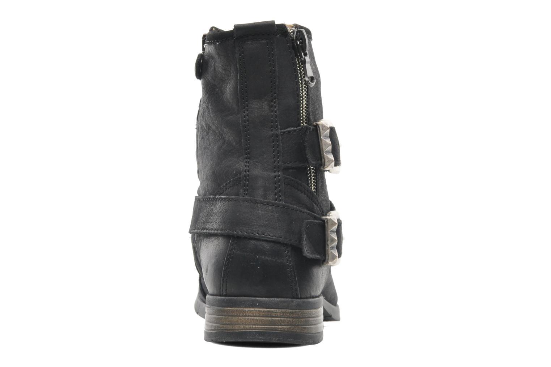 Stiefeletten & Boots Primigi JANUA schwarz ansicht von rechts