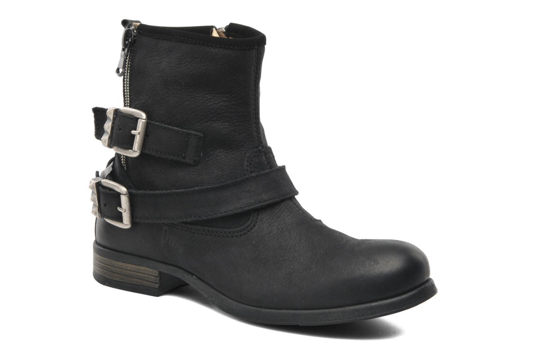 Stiefeletten & Boots Primigi JANUA schwarz detaillierte ansicht/modell