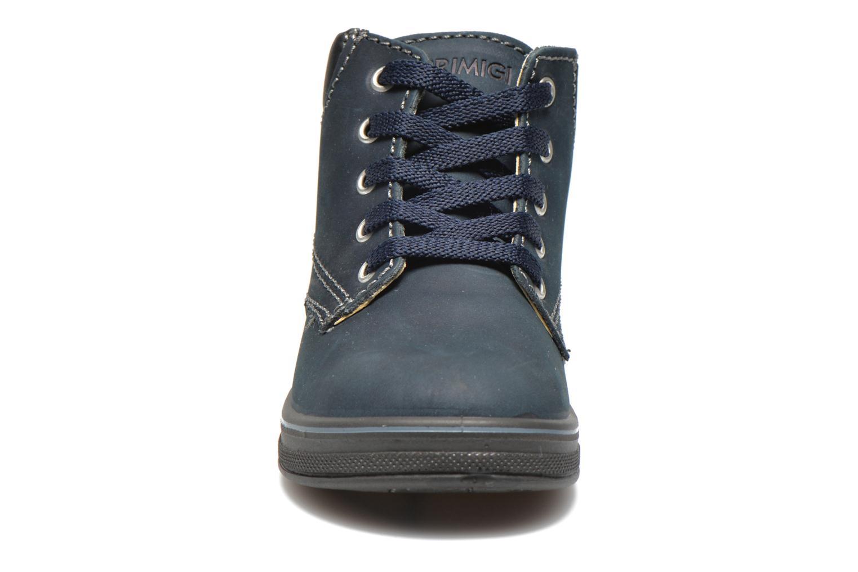 Bottines et boots Primigi ROOKY Bleu vue portées chaussures
