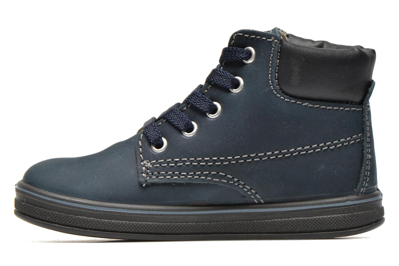 Bottines et boots Primigi ROOKY Bleu vue face