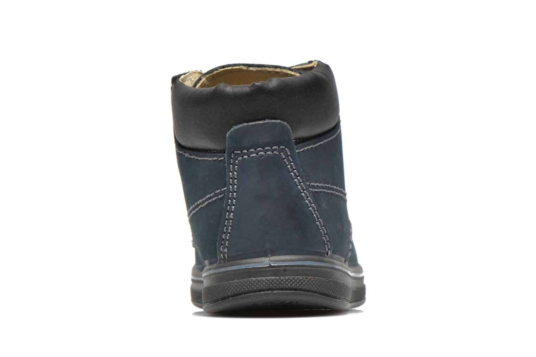 Bottines et boots Primigi ROOKY Bleu vue droite