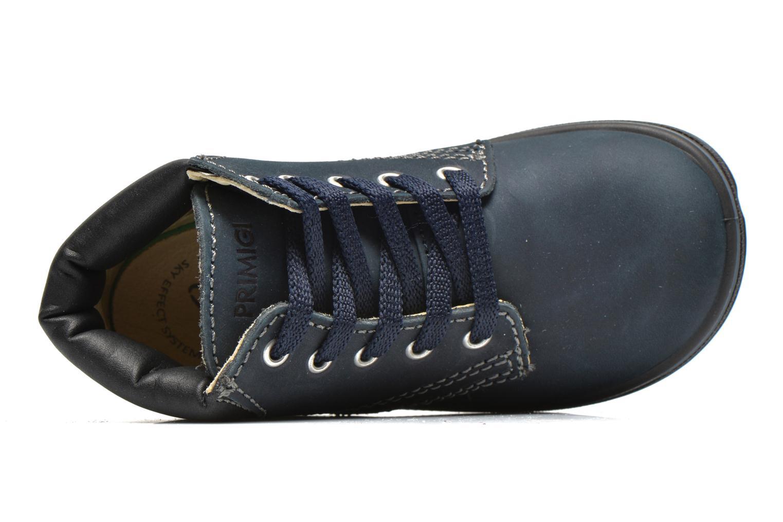 Bottines et boots Primigi ROOKY Bleu vue gauche