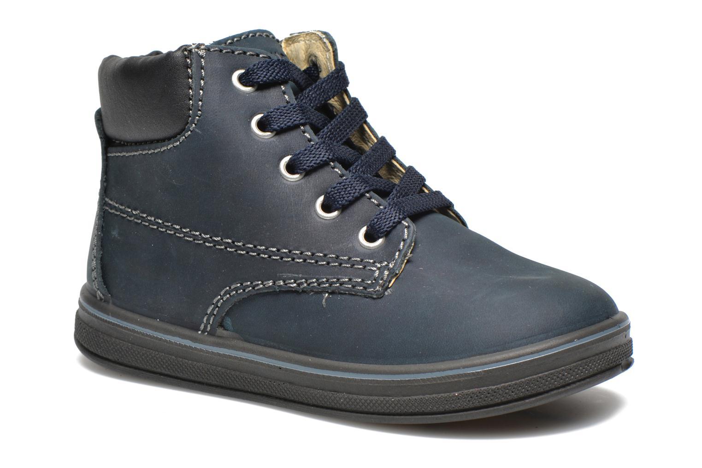 Bottines et boots Primigi ROOKY Bleu vue détail/paire
