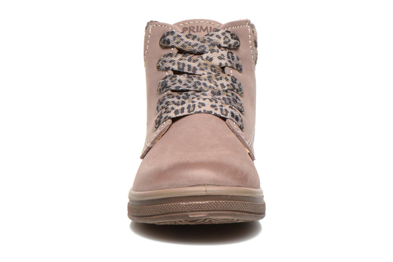 Bottines et boots Primigi ROOKY Rose vue portées chaussures