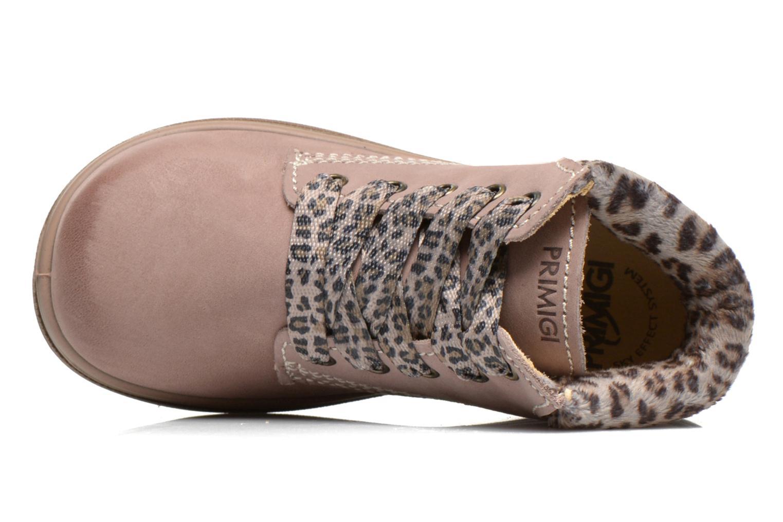 Bottines et boots Primigi ROOKY Rose vue gauche