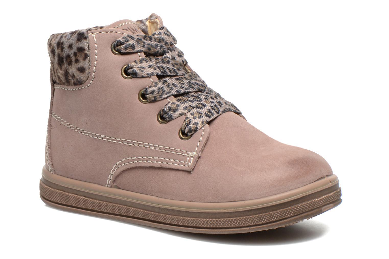 Bottines et boots Primigi ROOKY Rose vue détail/paire