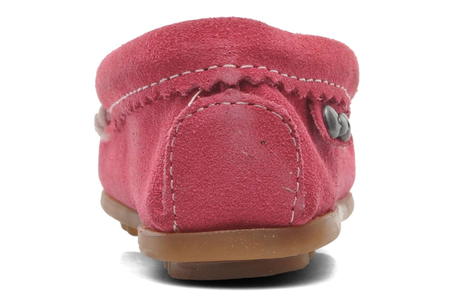 Mocassins Minnetonka Hello Kitty Moc Roze rechts