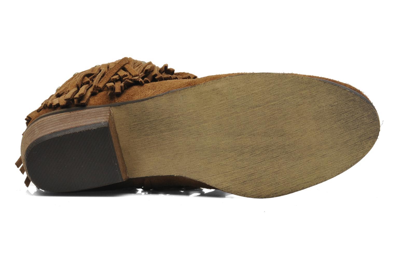Boots en enkellaarsjes Minnetonka Bandera Boot Bruin boven
