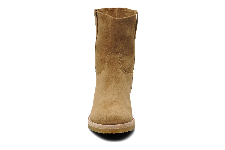 Stiefeletten & Boots Fabio Rusconi Suzana braun schuhe getragen