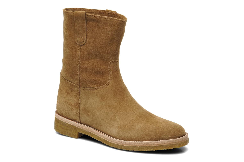 Stiefeletten & Boots Fabio Rusconi Suzana braun detaillierte ansicht/modell