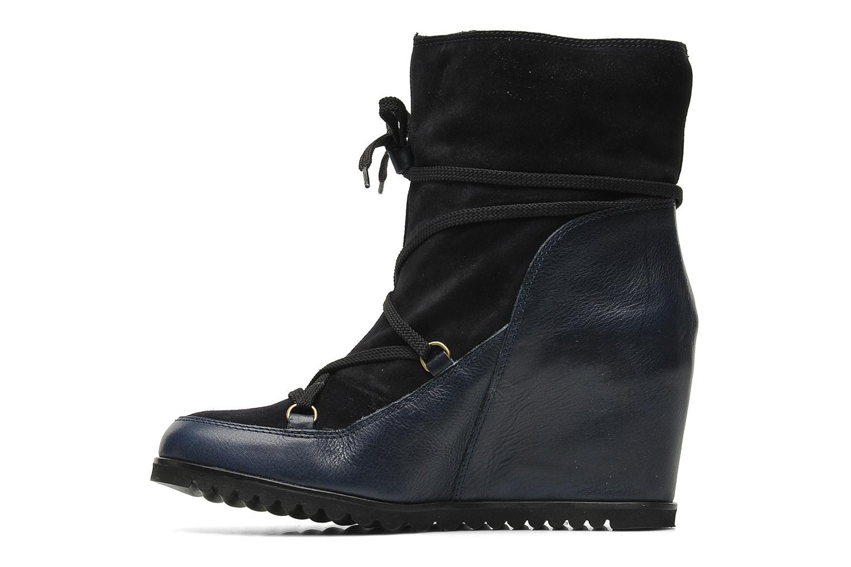 Stiefeletten & Boots Fabio Rusconi Bertie blau ansicht von vorne