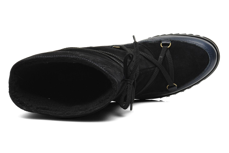 Bottines et boots Fabio Rusconi Bertie Bleu vue gauche