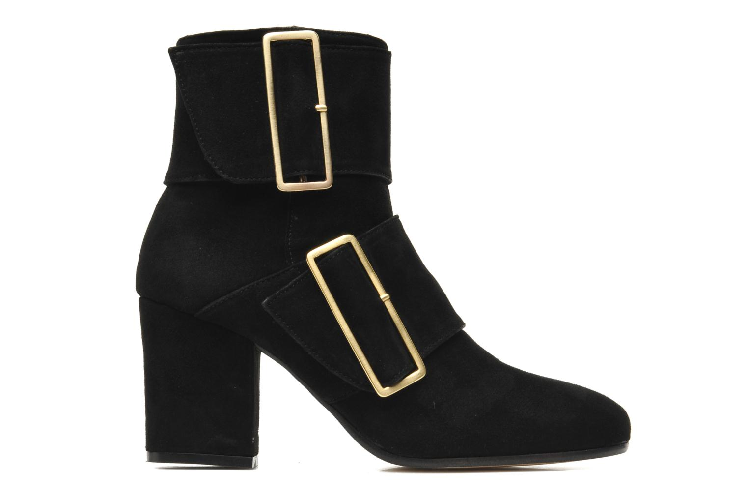 Ankle boots Avril Gau Calor Black back view