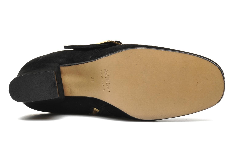 Stiefeletten & Boots Avril Gau Calor schwarz ansicht von oben