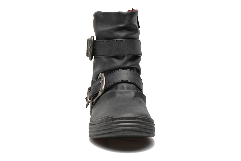 Stiefeletten & Boots Blowfish Octave schwarz schuhe getragen