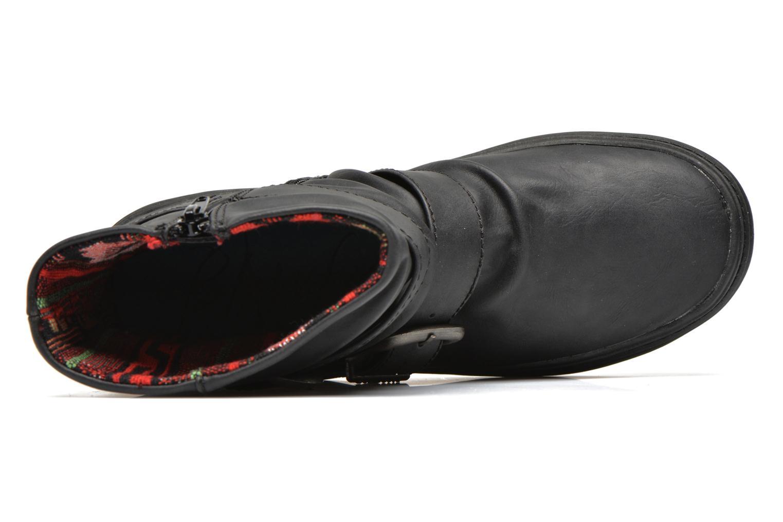 Bottines et boots Blowfish Octave Noir vue gauche