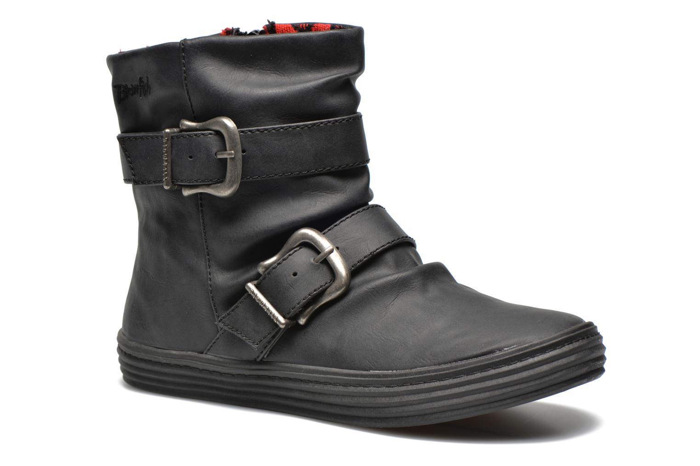 Bottines et boots Blowfish Octave Noir vue détail/paire