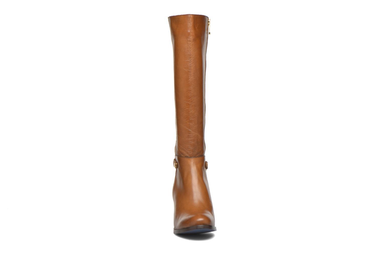 Stiefel Georgia Rose Lagui braun schuhe getragen
