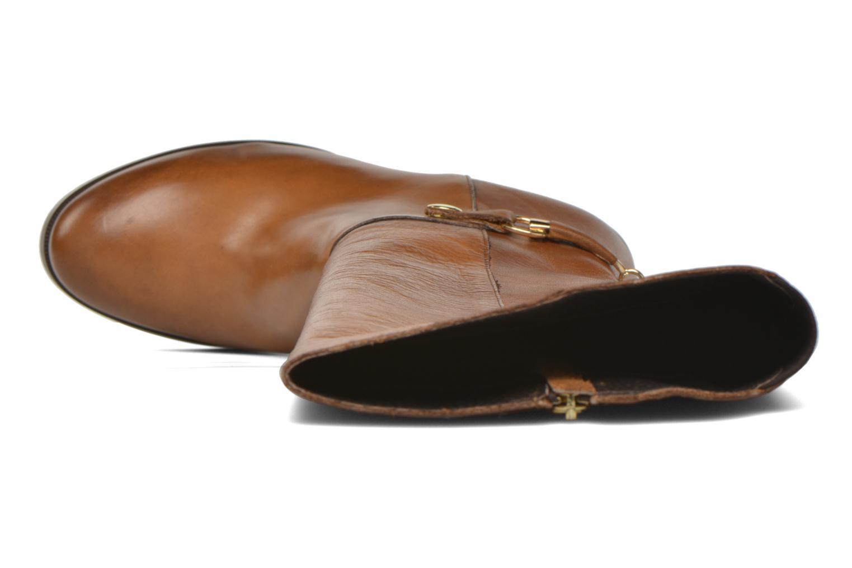 Stiefel Georgia Rose Lagui braun ansicht von links