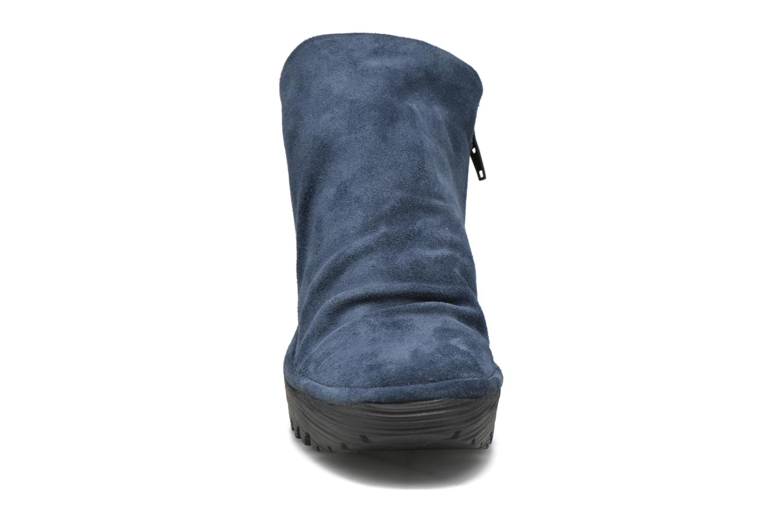 Stiefeletten & Boots Fly London Yip blau schuhe getragen