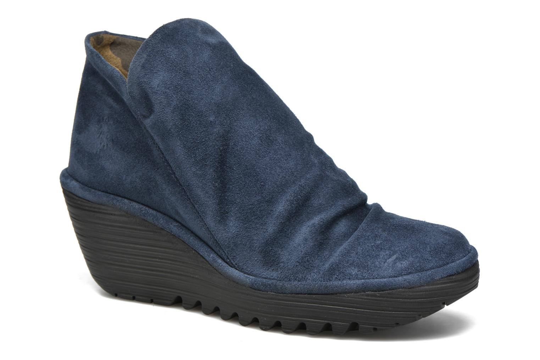 Stiefeletten & Boots Fly London Yip blau detaillierte ansicht/modell