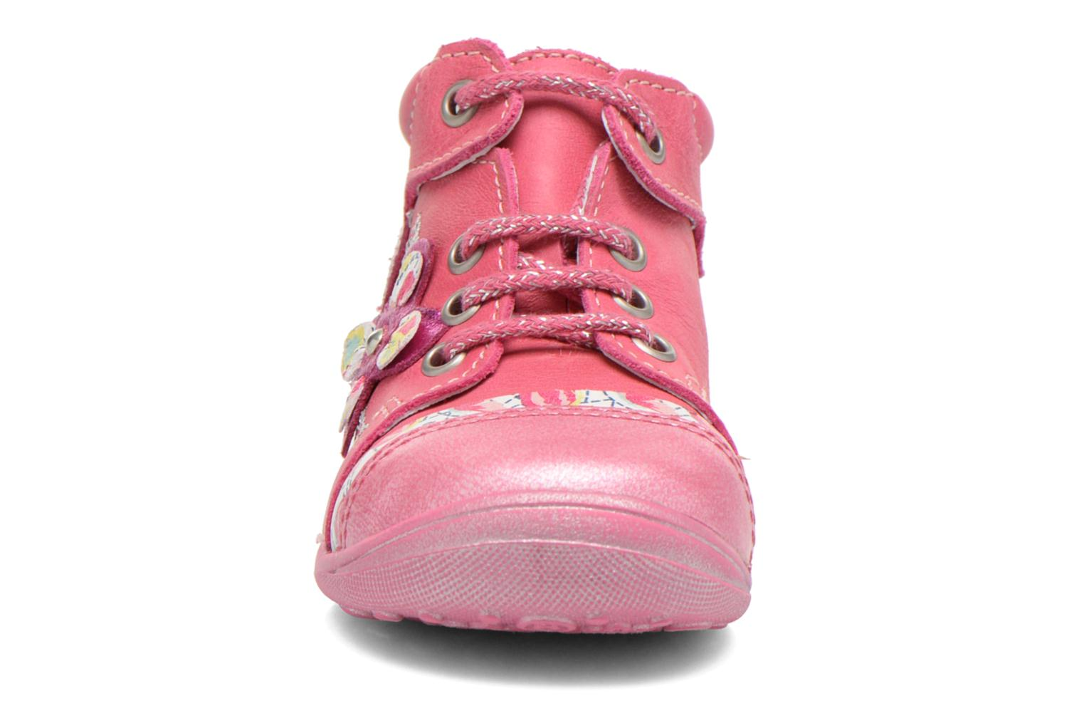 Ankle boots Catimini CYLENE Pink model view